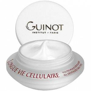 Guinot Longue Vie Cellulaire Youth Skin Renewing Face Care