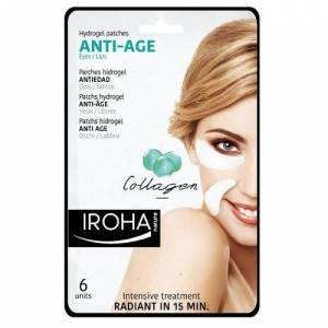 IROHA Eye & Lip Hydrogel Patches Anti-Age With Collagen