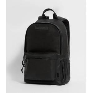 AllSaints Hayes Leather Rucksack  One Size
