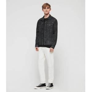 AllSaints Barrio Denim Jacket  M