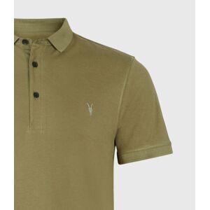 AllSaints Reform Short Sleeve Polo Shirt  XL