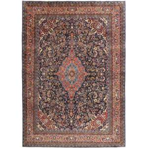 RugVista Hamadan Shahrbaf  rug 9′5″x13′1″ (286x400 cm) Persian Carpet