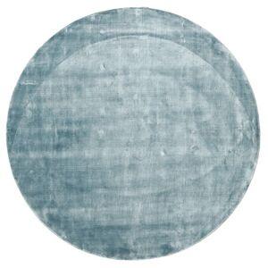 RugVista Broadway - Ice Blue  rug  Ø 9′10″ ( Ø 300 cm) Modern, Round Carpet