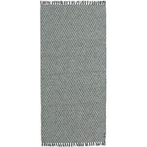 RugVista Comfort - Green  rug 2′4″x4′11″ (70x150 cm) Oriental Carpet