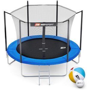 Hop-Sport Trampolína  8ft (244cm) s vnitřní ochrannou sítí