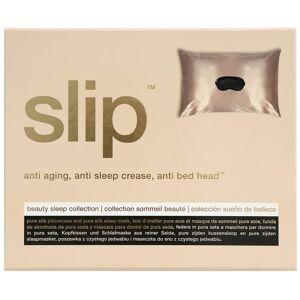 Slip Beauty Sleep Gift Sets (Various Colours) - Caramel/Black