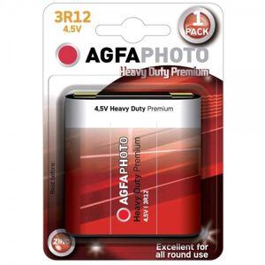 Solight Zinková baterie AgfaPhoto 4,5 V, blistr 1 ks