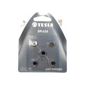 TESLA BATTERIES a.s. TESLA SILVER SR626 5ks 1099137190