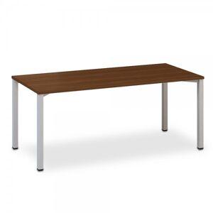 Interiér Říčany Interier Říčany kancelářský psací stůl Clasic B 1800 x 800 mm ořech