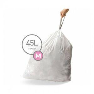Michal Roškot Stahovací sáčky na odpadky 45 l, typ M - 20 ks