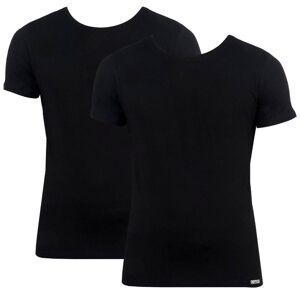 Styx 2PACK pánské tričko Styx černé (TR960) XXL