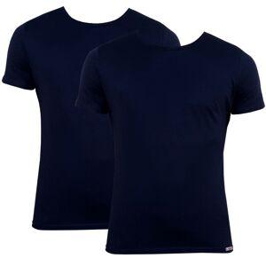 Styx 2PACK pánské tričko Styx tmavě modré (TR963) XL