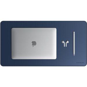 Satechi Podložka pod myš - Satechi, Eco Leather Desk Mate Blue