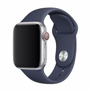Devia Řemínek pro Apple Watch 38mm / 40mm - Devia, Sport Midnight Blue