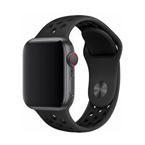 Devia Řemínek pro Apple Watch 38mm / 40mm - Devia, Sport2 Black