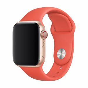 Devia Řemínek pro Apple Watch 42mm / 44mm - Devia, Sport Nectarine
