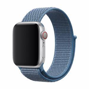 Devia Řemínek pro Apple Watch 38mm / 40mm - Devia, Sport3 Cape Cod Blue