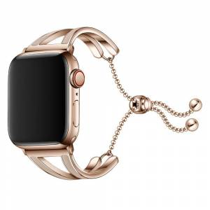 TECH-PROTECT Pásek / řemínek pro Apple Watch 38mm / 40mm - Tech-Protect, Chainband Gold