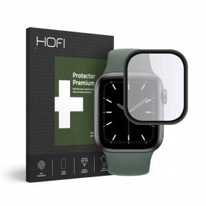 Hofi Hybridní ochranné sklo pro Apple Watch 44mm - Hofi, Hybrid Glass