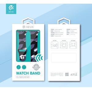 Devia Řemínek pro Apple Watch 38mm / 40mm - Devia, Printing