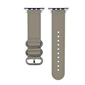 Devia Řemínek pro Apple Watch 38mm / 40mm - Devia, Tricyclic Gray