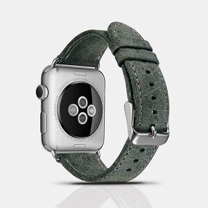 iCarer Řemínek pro Apple Watch 42mm / 44mm - iCarer, Classic Green