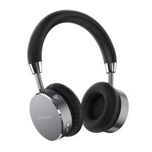 Satechi Bezdrátová náhlavní sluchátka - Satechi, Aluminum Gray