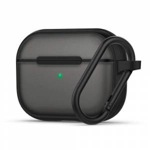 Spigen Pouzdro na sluchátka AirPods Pro - Spigen, Ciel Color Brick Black