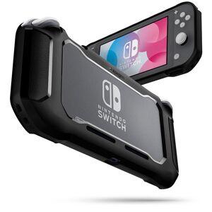 Spigen Ochranný kryt pro Nintendo Switch Lite - Spigen, Rugged Armor Black