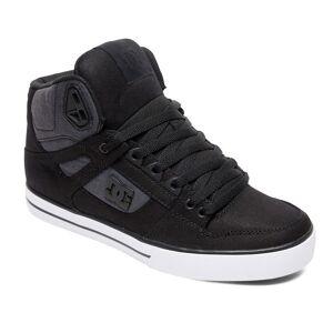 DC Zimní boty DC Pure High-Top WC TX SE black dark used men black dark used UK 8 (EUR 42)