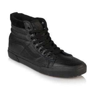 Vans Zimní boty Vans Sk8-Hi MTE leather/black men leather/black UK 8 (EUR 42)