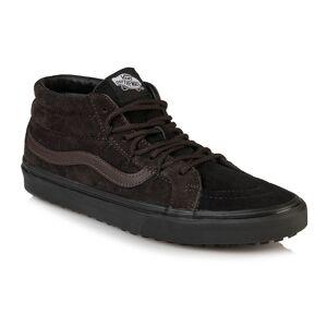 Vans Zimní boty Vans Sk8-Mid Reissue Ghillie MTE chocolate torte/black men chocolate torte/black UK 10 (EUR 44,5)