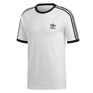 Adidas Tričko Adidas 3-Stripes white men white L