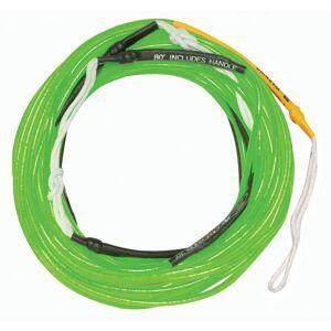 Hyperlite Silicone X-Line neon green  neon green 17 m