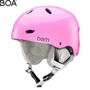 Bern Helma Bern Brighton satin hot pink women satin hot pink XS/S (52-55,5 cm)