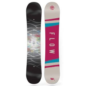 Flow Snowboard Flow Silhouette women  140