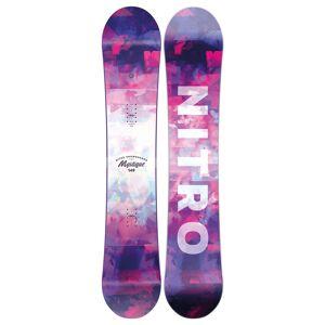 Nitro Snowboard Nitro Mystique