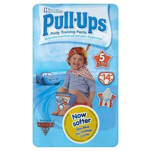 Huggies Pull-Ups Disney cars 2 tréninkové plenkové kalhotky 5 11-18 kg  14  ks