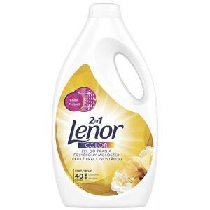 Lenor Gold Orchid Tekutý pracích prostředek 40 praní 2,2 l