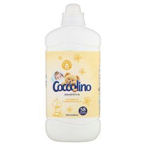 Coccolino Sensitive Cashmere & Almond aviváž, 58 praní 1,45 l
