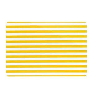 KELA Prostírání CADO žlutý pruh