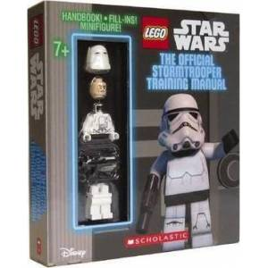 LEGO STAR WARS The Official Stormtrooper Handbook by Scholastic