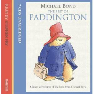 The Best of Paddington on CD by Michael Bond