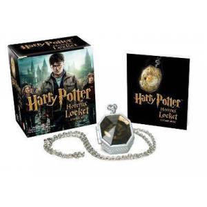 Harry Potter Locket Horcrux Kit and Sticker Book by Running Press