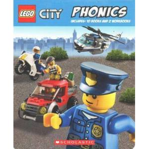 Phonics Boxed Set by Quinlan B Lee