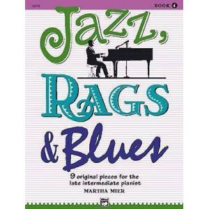 Jazz, Rags & Blues 4 by Martha Mier