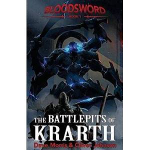 The Battlepits of Krarth by Dave Morris