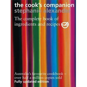 The Cook's Companion, by Stephanie Alexander