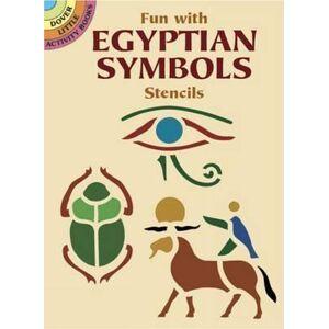 Fun with Egyptian Symbols Stencils by Ellen Harper