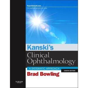 Kanski's Clinical Ophthalmology by Jack J. Kanski
